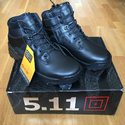 "5.11 A.T.A.C. 6"" Side Zip Black"
